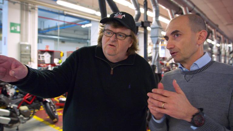 Michael Moore - Suomi