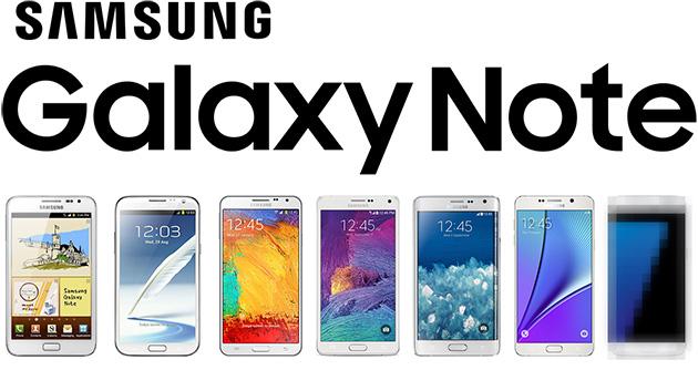 Galaxy Notet rivissä
