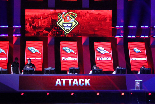 The Grand Finals World of Tanks