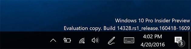 Windows 10:n Ilmoituskeskus