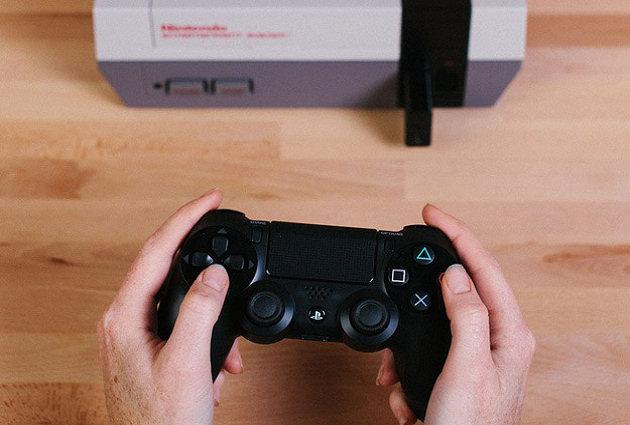 NES Retro Receiver
