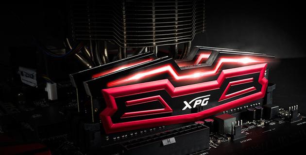 Adata XGP Dazzle DDR4 -muistit