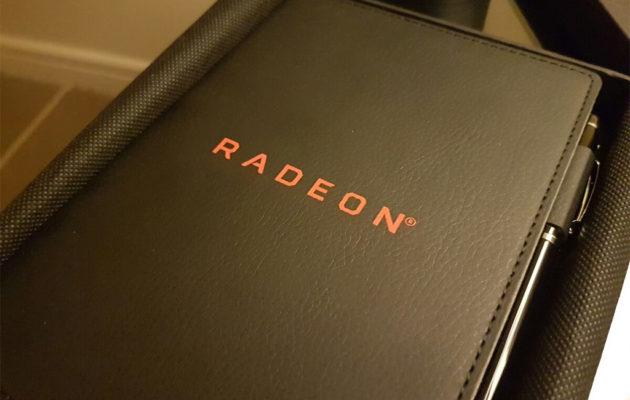 Uusi Radeon-logo