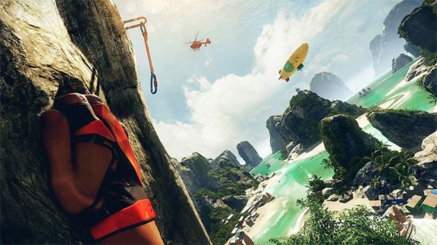Crytek CryEngine: Climb VR
