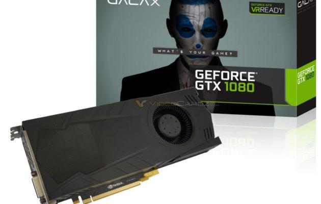 Galax GeForce GTX 1080