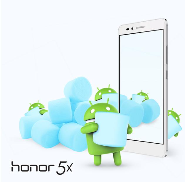 Honor 5X Marshmallow beeta