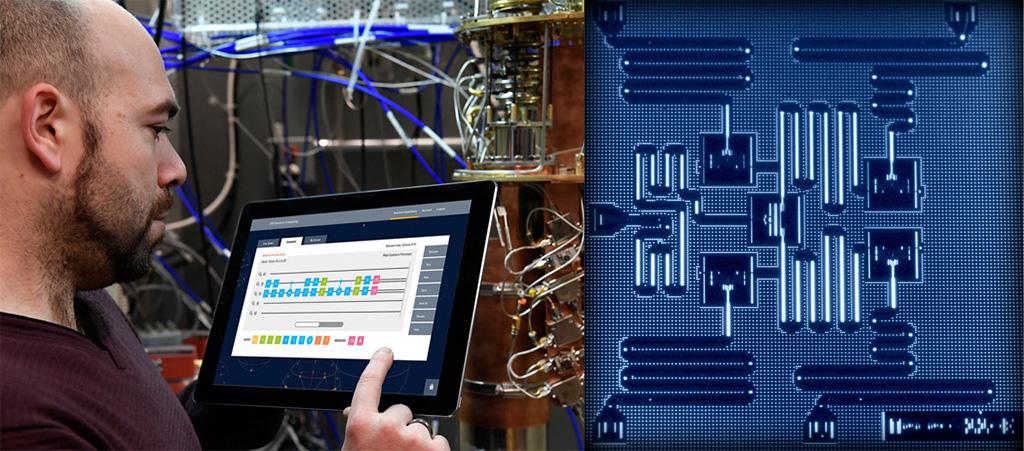IBM:n viiden qubitin kvanttiprosessori