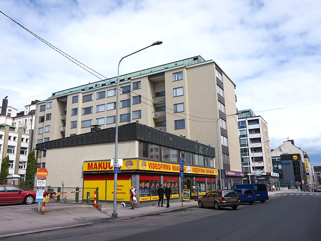 Makuuni Tampere