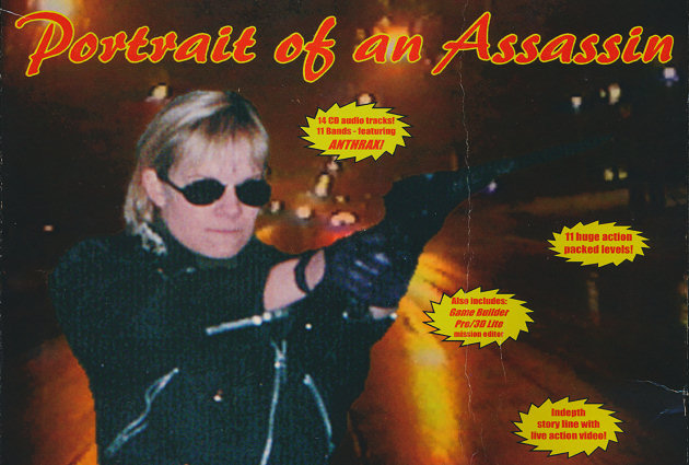 Josephine: Portrait of an Assassin