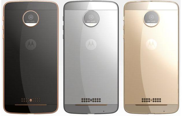 Motorola Moto Z (Verizon Droid)
