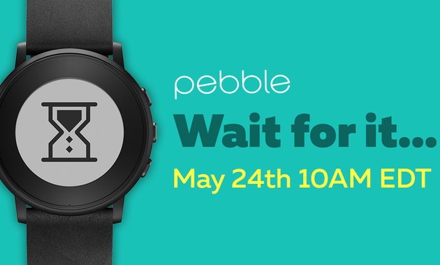 Pebble teaser