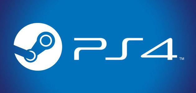 Steam + PlayStation 4