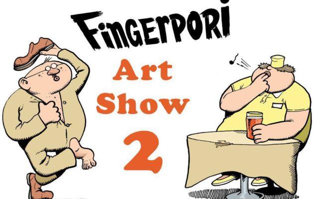 Ilmainen Fingerpori-näyttely avautuu Helsingissä tänään | Muropaketti.com