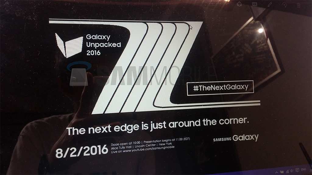 Galaxy Unpacked 2016