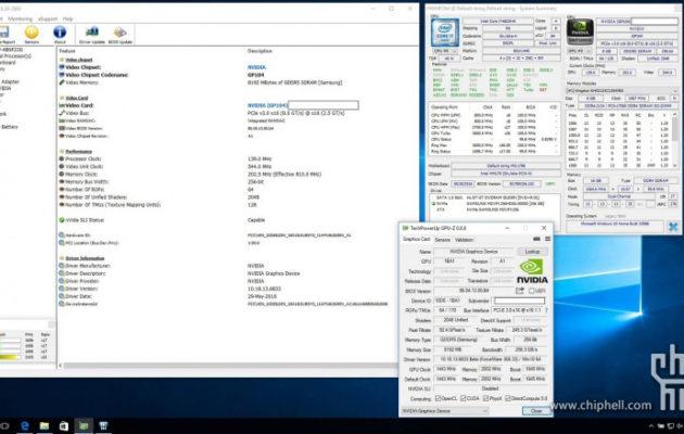 GeForce GTX 1080M