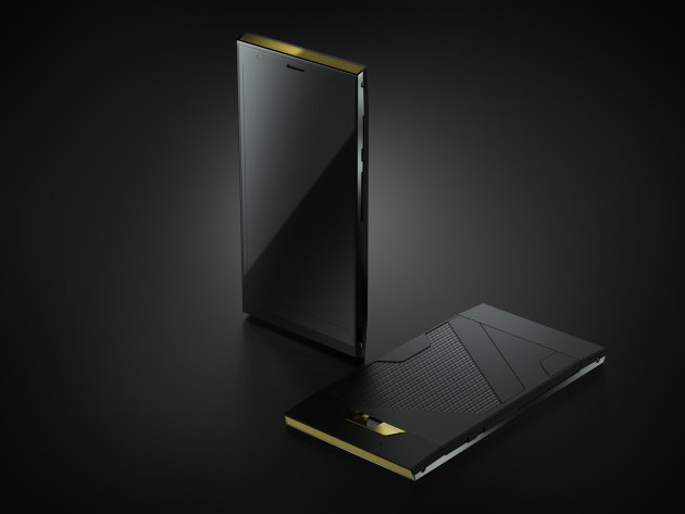 Turing Phone Dark Wyvern