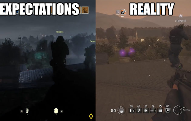 Ubisoft: Expectations vs Reality