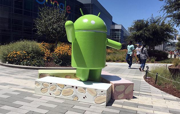 Android Nougat -patsas