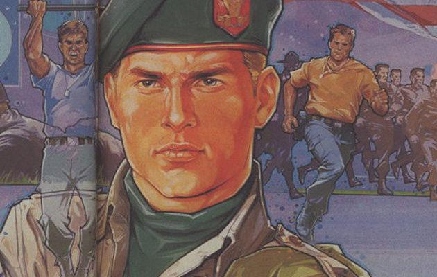 Combat School