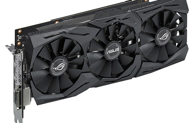 Asus GeForce GTX 1060 Strix