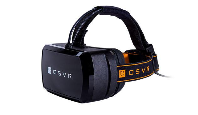 Razer OSVR HDK 2 -virtuaalilasit