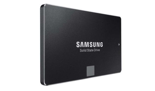 Samsung 850 Evo -SSD-asema