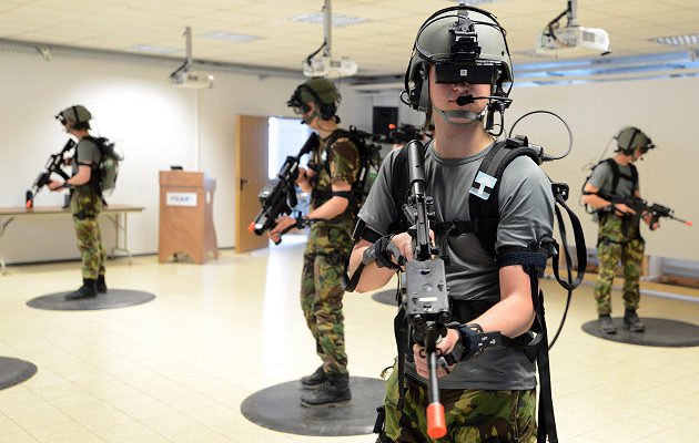 Dismounted Soldier Training System