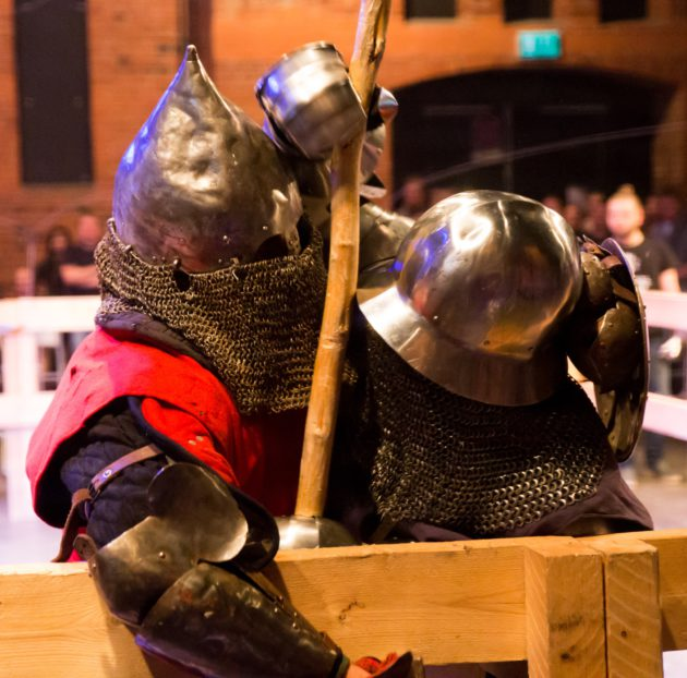 World Medieval Fighting Championship