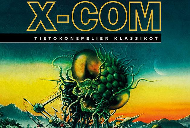 X-COM-tietokonepelien klassikot