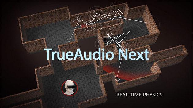 AMD TrueAudio Next