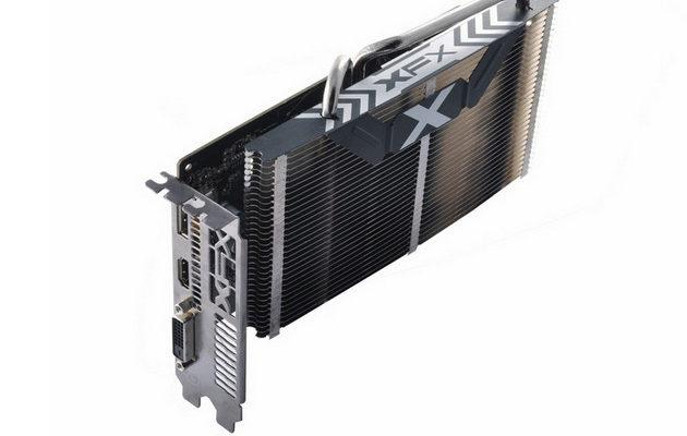 XFX:n passiivisesti jäähdytetty Radeon RX 460
