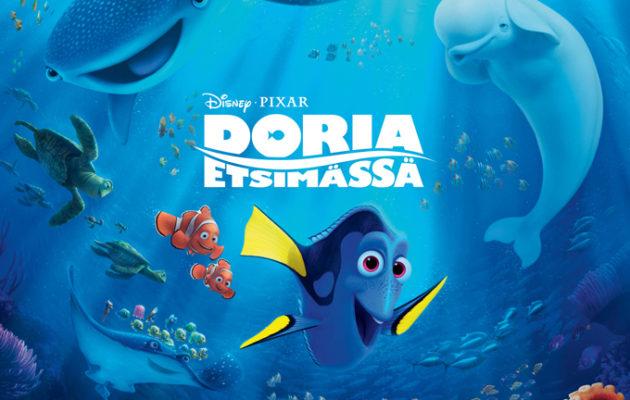 Doria etsimässä