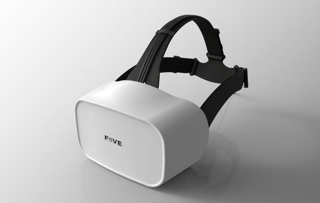 Fove-VR-lasit