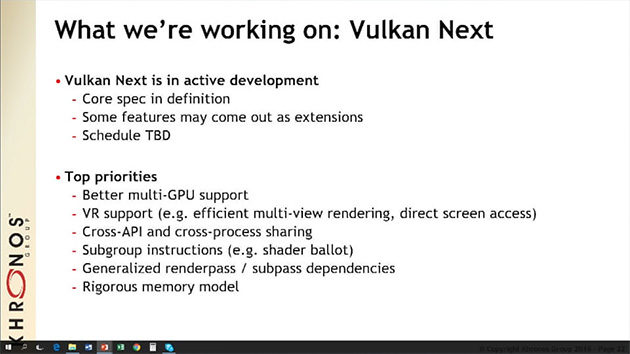 Vulkan Next