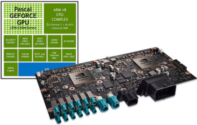 NVIDIA Drive PX2 (Tegra Parker)