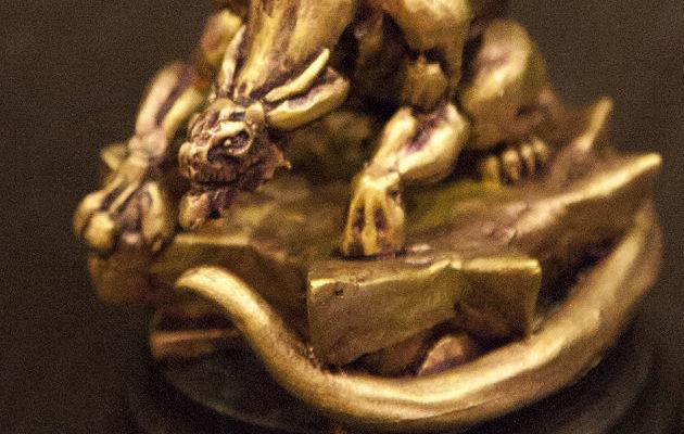kultainen lohikäärme