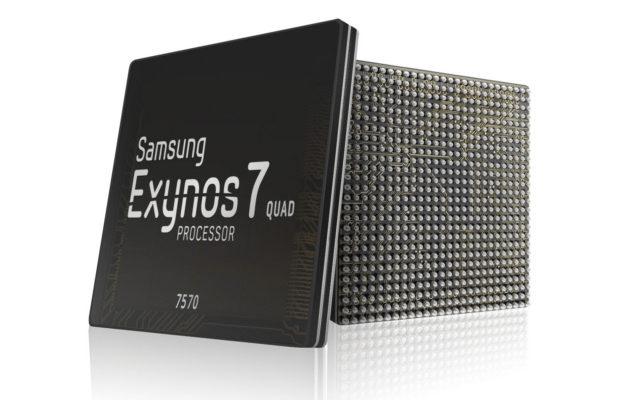 Samsung Exynos 7 Quad 7570