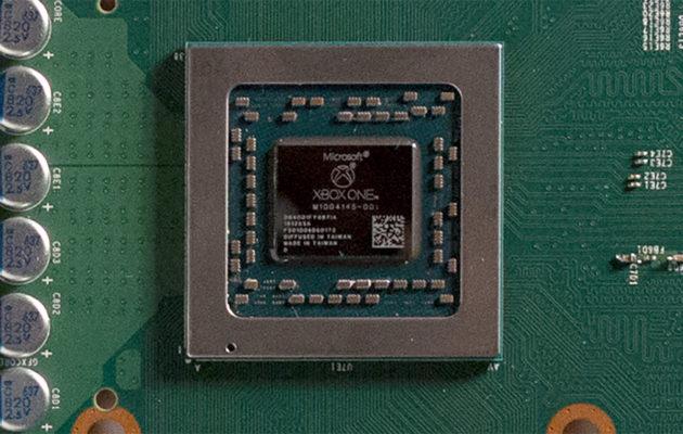 AMD:n uusi Xbox One S -järjestelmäpiiri