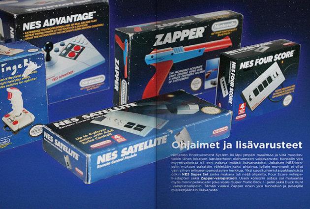 NES Atlas