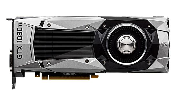 NVIDIA GeForce GTX 1080 Ti (Mockup)