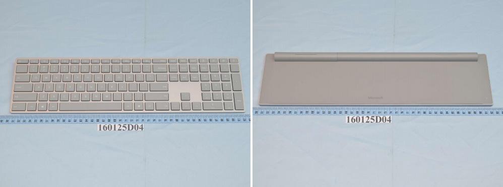 Microsoft Surface -näppäimistö