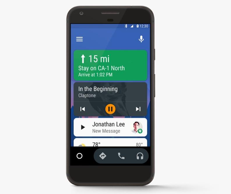 Android Auto Suomessa