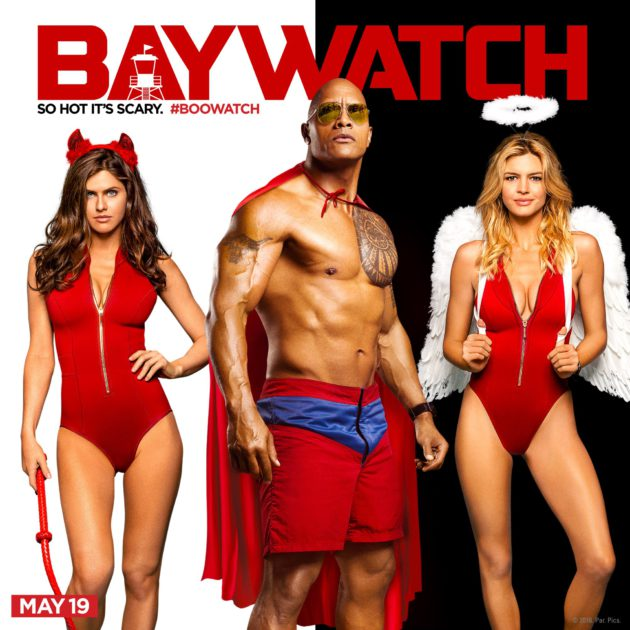 Baywatch Rooleissa