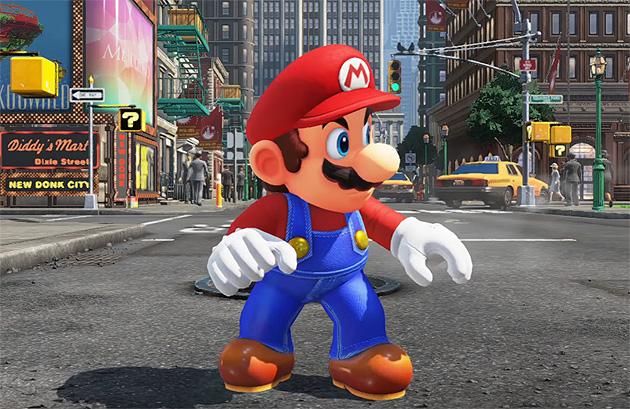 Super Mario Peli