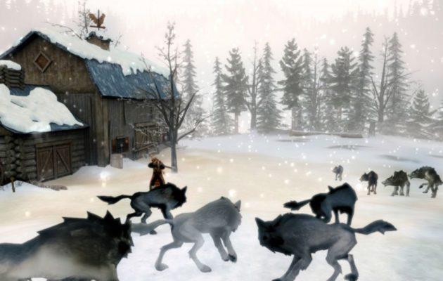Tales of Werewolves