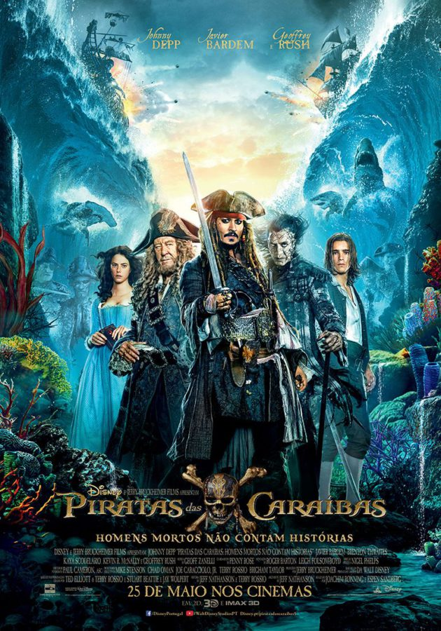 Pirates of the Caribbean 5