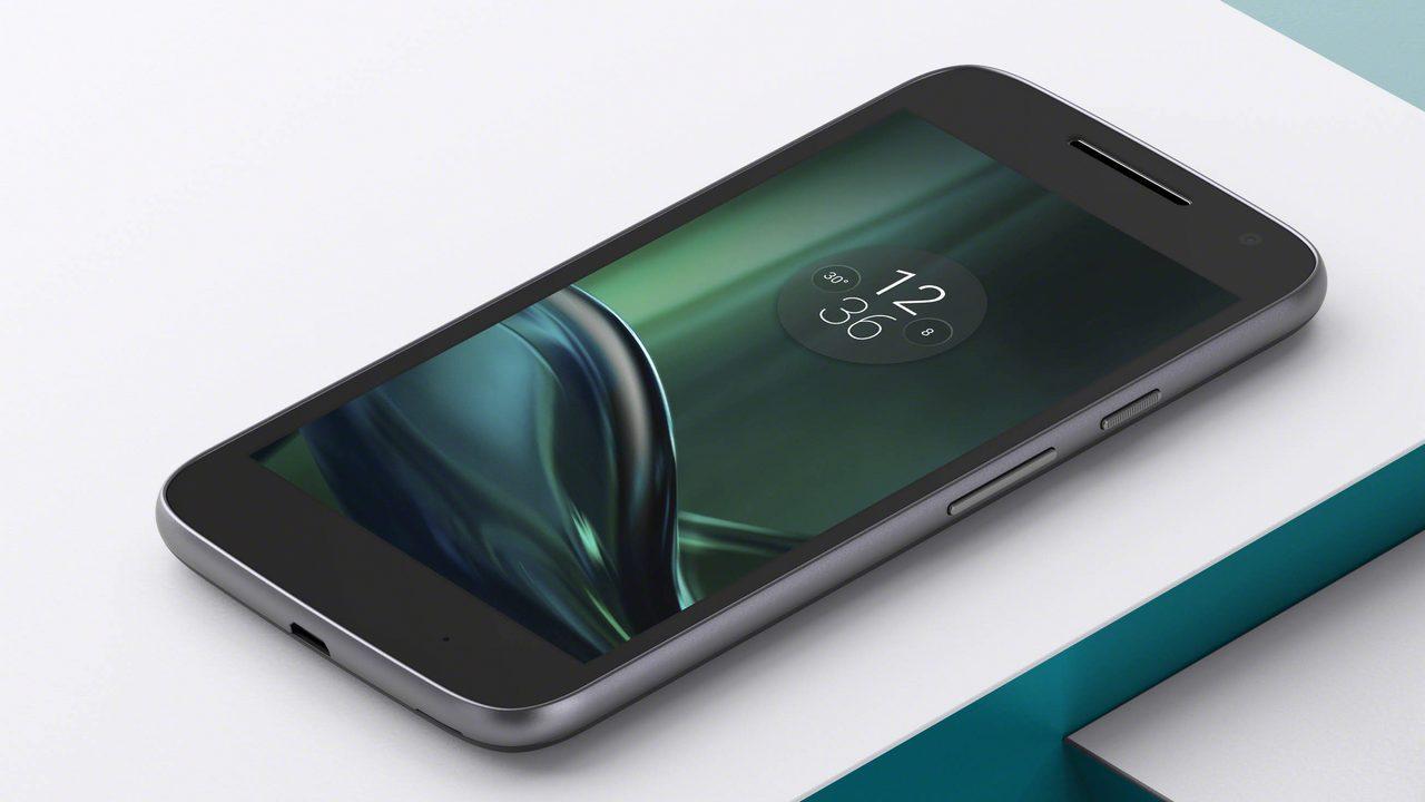 Android Oreo 8.1 Moto G4 Plus