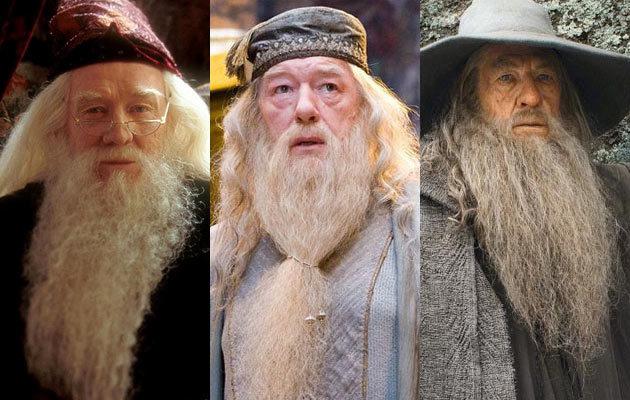 Dumbledore Näyttelijä
