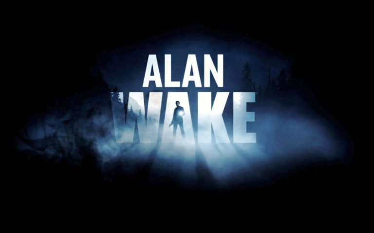 Alan Wake -juliste.