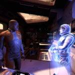 Pelaaja ei ole Farpointin varsinainen päähenkilö, vaan nämä kaksi.